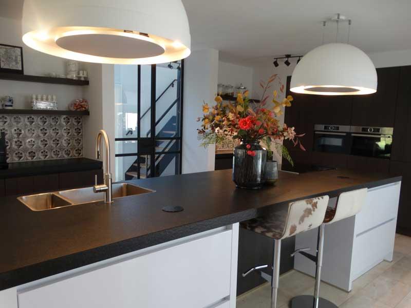 Keuken villa
