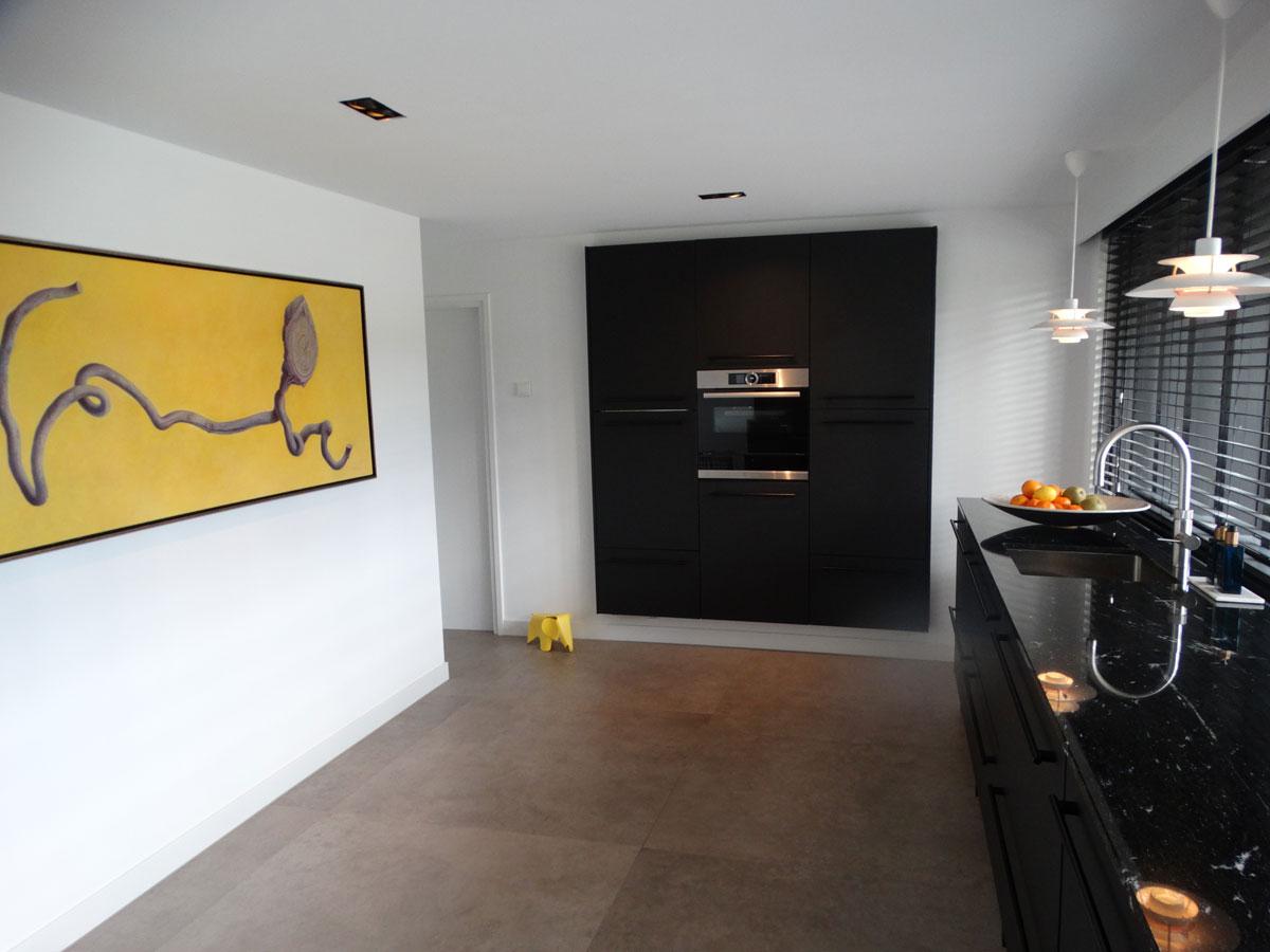 Keuken bungalow Enschede