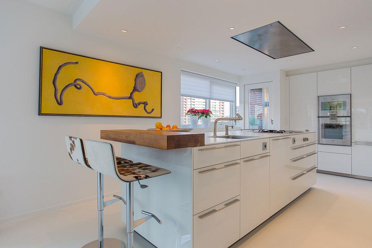 Penthouse Enschede Keuken